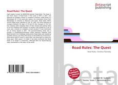 Portada del libro de Road Rules: The Quest
