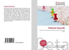 Podcast Awards kitap kapağı