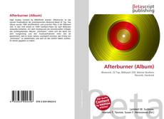 Couverture de Afterburner (Album)