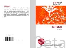 Borítókép a  Rai Futura - hoz