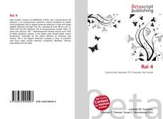 Bookcover of Rai 4