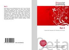 Bookcover of Rai 2