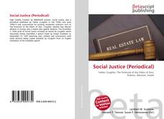 Bookcover of Social Justice (Periodical)