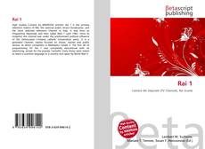 Bookcover of Rai 1