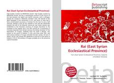 Bookcover of Rai (East Syrian Ecclesiastical Province)