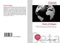 State of Aleppo的封面