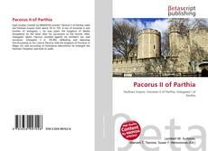 Capa do livro de Pacorus II of Parthia