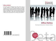 Office Politics的封面