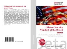 Bookcover of Office of the Vice President of the United States