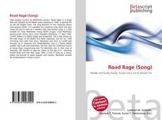 Capa do livro de Road Rage (Song)