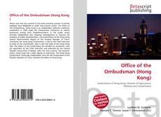 Buchcover von Office of the Ombudsman (Hong Kong)
