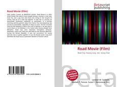 Capa do livro de Road Movie (Film)