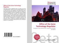 Office of the Gene Technology Regulator的封面