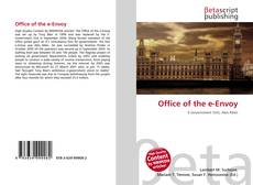 Bookcover of Office of the e-Envoy