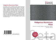 Обложка Podgorica Aluminium Plant
