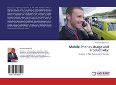 Buchcover von Mobile Phones Usage and Productivity: