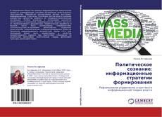 Bookcover of Политическое сознание: информационные стратегии формирования