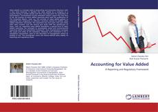 Buchcover von Accounting for Value Added