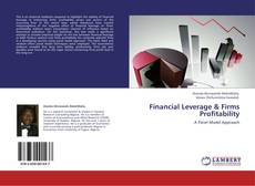 Bookcover of Financial Leverage & Firms Profitability
