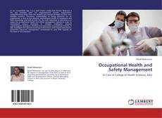 Bookcover of Occupational Health and Safety Management