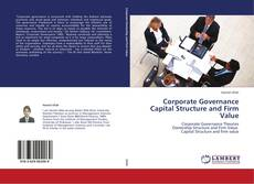 Portada del libro de Corporate Governance Capital Structure and Firm Value