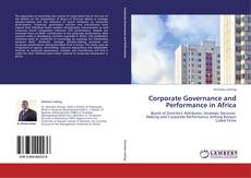 Buchcover von Corporate Governance and Performance in Africa