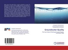 Portada del libro de Groundwater Quality