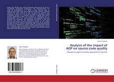 Analysis of the impact of AOP on source code quality的封面