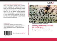 Bookcover of Cultural studies y estudios de audiencias