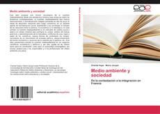 Bookcover of Medio ambiente y sociedad