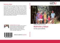 Capa do livro de Nutrición y Salud