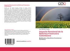 Portada del libro de Impacto Pensional de la Reforma Financiera Colombiana