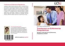 Portada del libro de Trastornos en Enfermeras Psiquiátricas