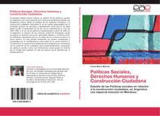 Обложка Políticas Sociales, Derechos Humanos y Construcción Ciudadana