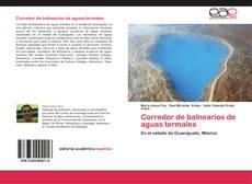 Обложка Corredor de balnearios de aguas termales
