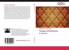 Portada del libro de Tango y Patrimonio