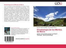 Etnobiología de los Montes de María kitap kapağı