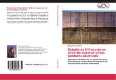 Bookcover of Estudio de Difracción en el borde superior de las pantallas acústicas