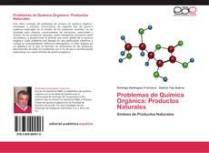 Portada del libro de Problemas de Química Orgánica: Productos Naturales
