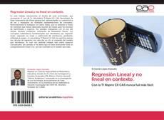 Bookcover of Regresión Lineal y no lineal en contexto.