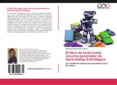 Обложка El libro de texto como recurso generador de Aprendizaje Estratégico