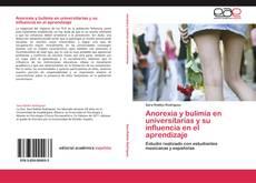 Copertina di Anorexia y bulimia en universitarias y su influencia en el aprendizaje