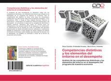 Borítókép a  Competencias distintivas y los elementos del entorno en el desempeño - hoz
