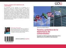 Capa do livro de Teoría y práctica de la diplomacia de celebridades