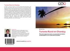 Portada del libro de Turismo Rural en Chanduy