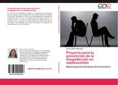 Couverture de Proyecto para la prevención de la drogadicción en adolescentes