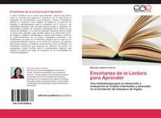 Copertina di Enseñanza de la Lectura para Aprender