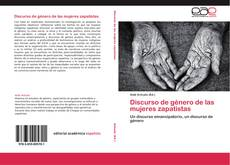 Capa do livro de Discurso de género de las mujeres zapatistas