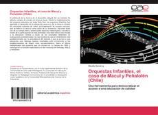 Borítókép a  Orquestas Infantiles, el caso de Macul y Peñalolén (Chile) - hoz
