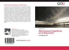 Обложка Alteraciones Cognitivas en la Depresión
